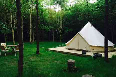 Browning Bros - Three nights glamping stay for two people - Save 52%