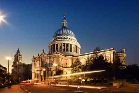 London top sight tours - St Pauls Cathedral & See over 20 top London Sights tour - Save 0%