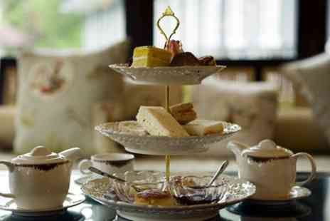 Georgian Tea Rooms - St Ledger Afternoon Tea for Two or four With Cava - Save 40%