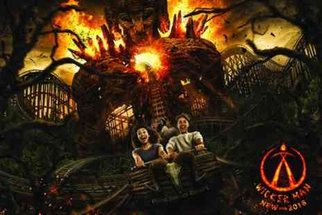 Alton Towers Resort - Alton Towers Resort 2 Day Admission - Save 0%