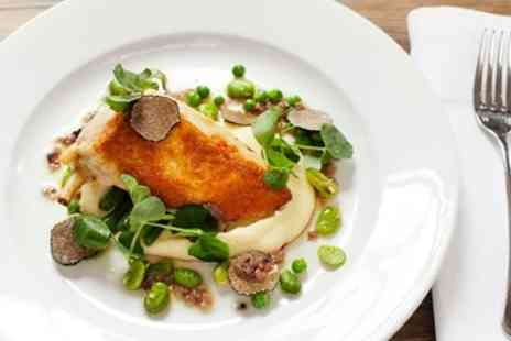 The Grazing Goat - Imaginative meal & prosecco for 2 - Save 44%