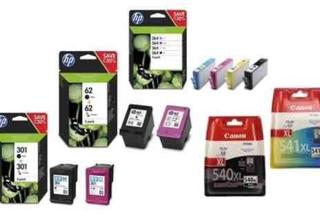 Raion - HP or Canon Original Cartridge With Free Delivery - Save 41%