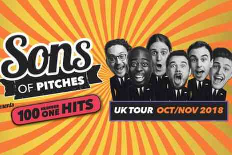 Sons of Pitches - Two tickets to see Sons of Pitches on 2 October To 6 November - Save 50%