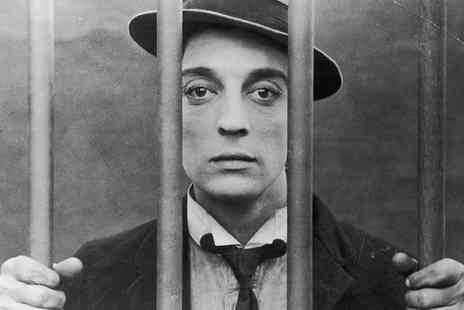 BFI - Buster Keaton Triple Bill Family Funday - Save 20%