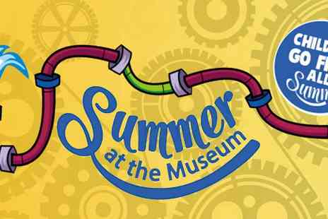 London Museum of Water & Steam - Ticket to London Museum of Water and Steam, Science and Fun with Kids Go Ftee - Save 48%