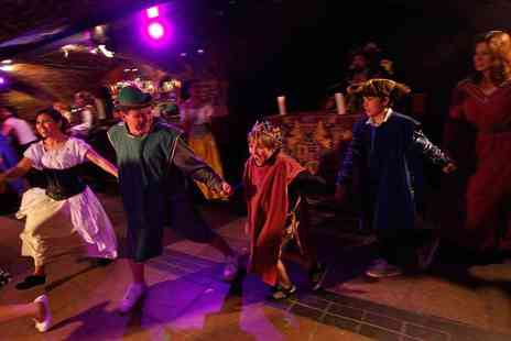 London's Medieval Banquet - Meet King Henry & Feast like Royalty as you Step Back in Time - Save 40%