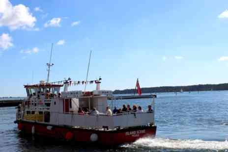 City Cruises - Child or Adult Ticket to Poole Harbour and Islands Cruise - Save 36%