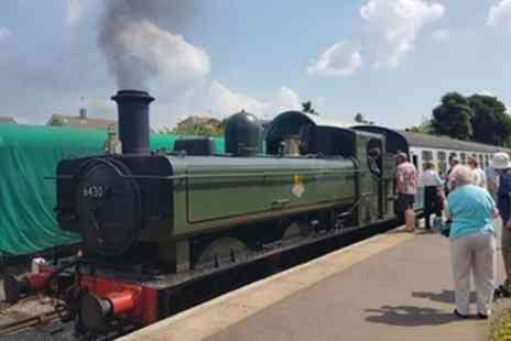 Epping Ongar Railway - All Day Rover Ticket for One Child, One or Two Adults or Family - Save 36%