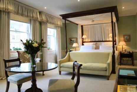 The Cranley Hotel - One Night Stay for Two with Breakfast and Optional Cream Tea or Dinner and Wine - Save 0%