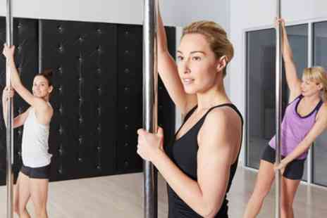 Gemini Pole Fitness London - Up to Three Pole Fitness Classes - Save 40%