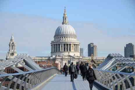 Capital Taxi Tours - Londons Ultimate 5 hour Panoramic Black Taxi Tour - Save 0%