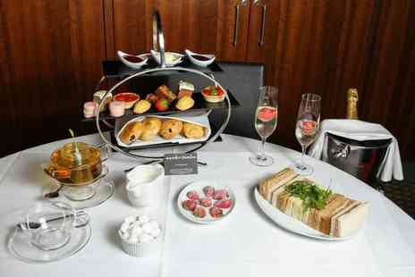 Number Twelve - Afternoon tea for two people with one hour of bottomless Prosecco - Save 59%