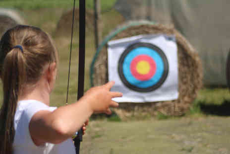 Blyth Activity Centre - One hour archery experience for one or two - Save 71%