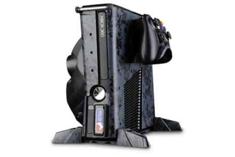 Groupon Goods Global GmbH - Calibur11 MLG Vault 3D Armoured Gaming Case for Xbox 360 Slim - Save 88%