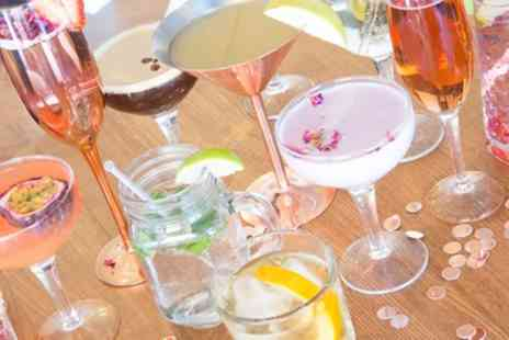 Clarrys Restaurant And Bar - Three or Six Cocktails - Save 47%