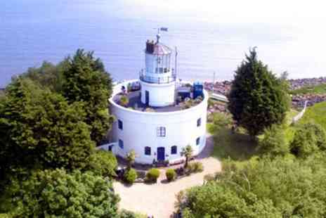 West Usk Lighthouse - Lighthouse Wedding Package for Up to 22 Guests - Save 0%
