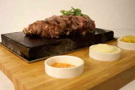 The Allium - Two Course Contemporary Meal for Two or Four - Save 48%