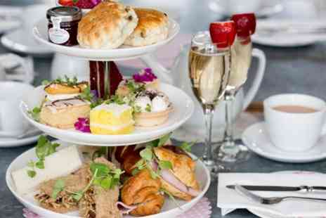 Lansbury Heritage Hotel - Afternoon tea for two people with a glass of Prosecco each and leisure access - Save 45%