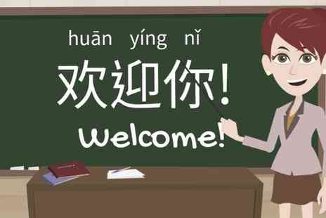 Chineseqq - Online beginner Chinese language course - Save 66%