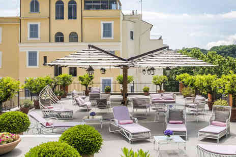 Hotel Ponte Sisto - Four Star Romantic Escape For Two with St. Peters Basilica Views - Save 80%