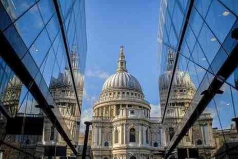 Sandemans New Europe - 2,5 hour London Old City Walking Tour - Save 0%