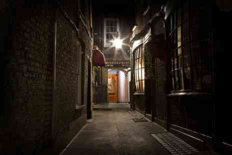 Sandemans New Europe - 2,5 hour Jack the Ripper Walking Tour - Save 0%