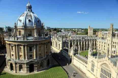 Sandemans New Europe - Oxford Day Tour from London - Save 0%