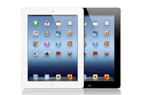 Renew Electronics - Refurbished 16Gb Apple iPad 3 Wi-Fi  choose from two colours - Save 60%