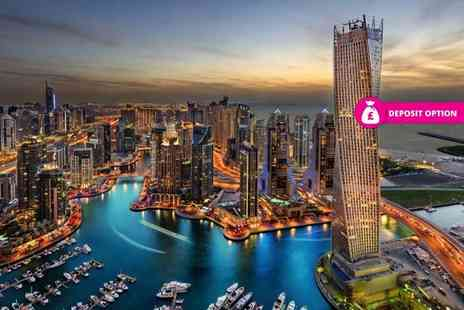 Via Holiday - Nine or 12 night 4 to 5 Star Dubai, Bangkok and Hong Kong trip with flights - Save 20%