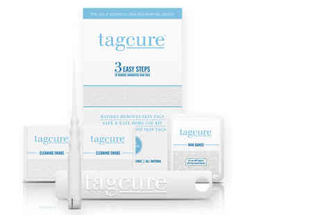 Forever Cosmetics - Tagcure skin tag removal device or refill pack or both - Save 83%