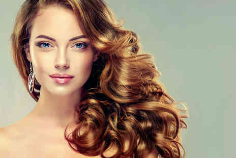 Kenneth Edwards - Half head of foil highlights or a full head colour including a cut and blowdry - Save 65%