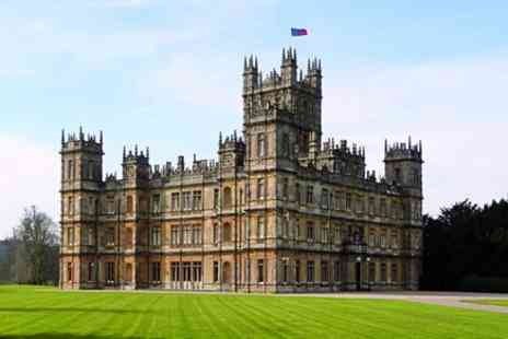 Premium Tours - Downton Abbey and Oxford Tour from London Including Highclere Castle - Save 0%