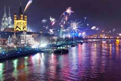 Exoticca - New Years Eve Rhine cruise with flights & meals - Save 0%