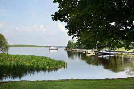 Lusty Beg Island - One or two night Irish island stay for two people with a full Irish breakfast - Save 0%