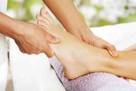Star Medical Wilts - One Hour Reflexology Treatment - Save 34%
