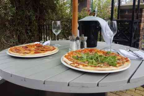 Novotel York Centre - Pizza or Pasta for Two with Optional Glass or Bottle of Prosecco - Save 58%