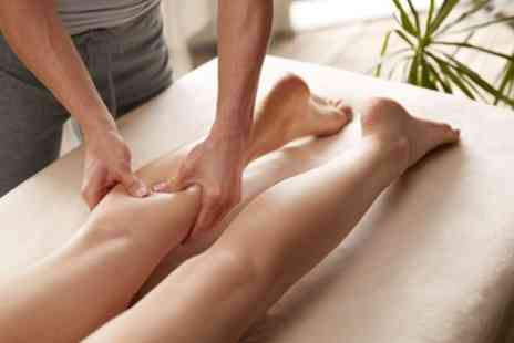 Wellbeing Centres - Choice of One Hour Swedish, Deep Tissue or Sports Massage - Save 43%