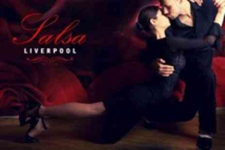 Salsa Liverpool - Ten Cuban Salsa Beginners Lessons - Save 62%