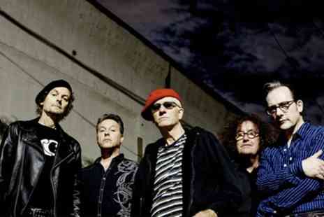 AEG Presents - One standing ticket to see The Damned on 22 August - Save 48%