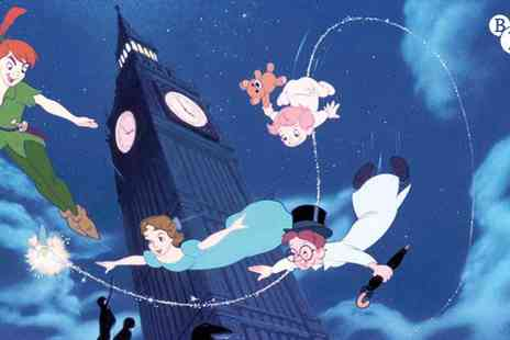 BFI - Peter Pan Screening at the BFI, Fly Away on this Classic Disney Adventure - Save 20%