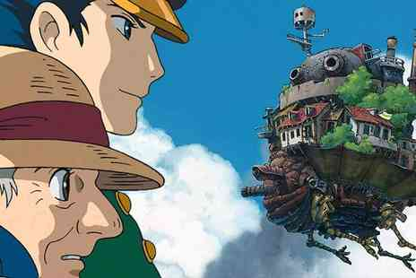 BFI - Howls Moving Castle Screening, Enjoy a Studio Ghibli Classic on the Big Screen - Save 20%