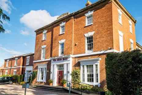 The Glebe Hotel Barford - Two night Warwickshire country house stay - Save 53%