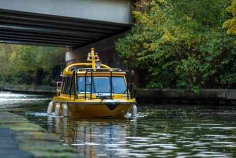 Manchester Water Taxis - Manchester Water Taxi Cruise to Old Trafford with Manchester United Stadium Tour - Save 0%