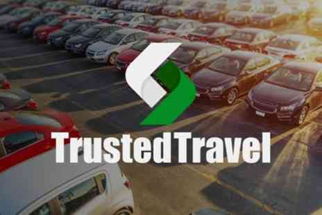 Trusted Travel - Up to 40% Off Airport Parking at 22 UK Airports with Trusted Travel - Save 0%