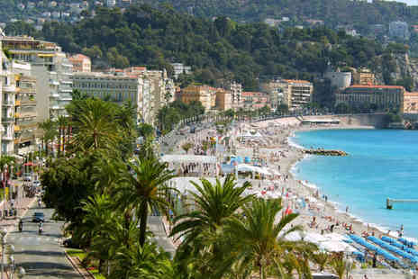 Radisson Blu Hotel - Four Star Sea Views For Two on the French Riviera - Save 0%