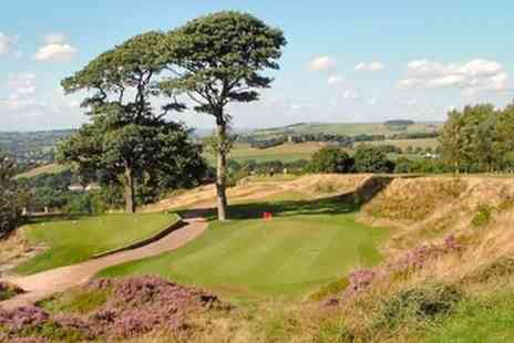 Mellor and Townscliffe Golf Club - 18 Holes of Golf with Soft Drink for Two or Four - Save 60%
