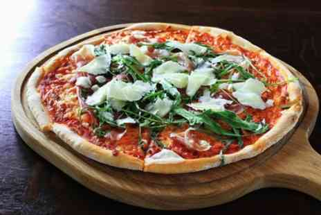 The Bow Window Lenham - Choice of Pizza for Two or Four - Save 46%