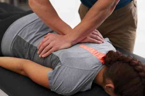 PC Physiotherapy - One Hour Sports Massage - Save 50%
