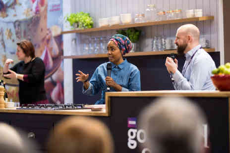 BBC Good Food Show - Afternoon ticket to BBC Good Food Show Winter on 29th Nov, 30th Nov or 2nd Dec - Save 41%