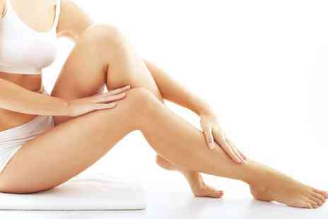 The Laser Clinic Group - Six sessions of IPL laser hair removal on one small, medium or Large area - Save 83%